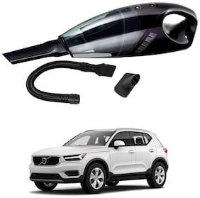 Oshotto 12V 100W Portable Car Vacuum Cleaner for Volvo XC40/V40 (Black)