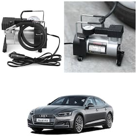 Oshotto 12V Portable Car Electric Inflator Pump Air Compressor 150PSI Electric Tire Tyre Inflator Pump for Audi A5