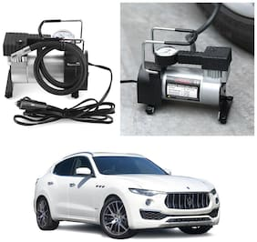 Oshotto 12V Portable Car Electric Inflator Pump Air Compressor 150PSI Electric Tire Tyre Inflator Pump for Maserati Levante