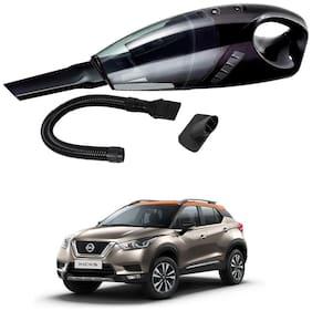 Oshotto 12V 100W Portable Car Vacuum Cleaner for Nissan Kicks (Black)