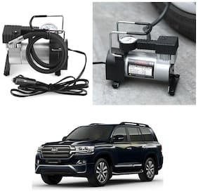 Oshotto 12V Portable Car Electric Inflator Pump Air Compressor 150PSI Electric Tire Tyre Inflator Pump for Toyota Land cruiser 200