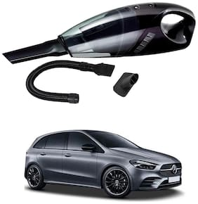 Oshotto 12V 100W Portable Car Vacuum Cleaner for Mercedes-Benz B-Class (Black)