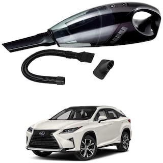 Oshotto 12V 100W Portable Car Vacuum Cleaner for Lexus RX (Black)
