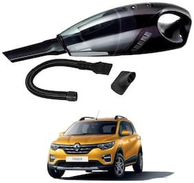 Oshotto 12V 100W Portable Car Vacuum Cleaner for Renault Triber (Black)