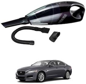 Oshotto 12V 100W Portable Car Vacuum Cleaner for Jaguar XF/XS (Black)