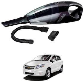 Oshotto 12V 100W Portable Car Vacuum Cleaner for Chevrolet Uva Old/Uva Sail (Black)