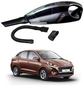 Oshotto 12V 100W Portable Car Vacuum Cleaner for Hyundai Aura (Black)