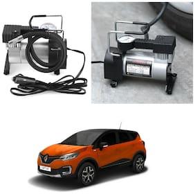 Oshotto 12V Portable Car Electric Inflator Pump Air Compressor 150PSI Electric Tire Tyre Inflator Pump for Renault Captur
