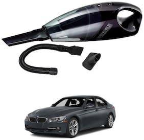Oshotto 12V 100W Portable Car Vacuum Cleaner for BMW 3 Series (Black)