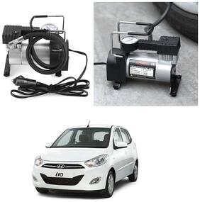 Oshotto 12V Portable Car Electric Inflator Pump Air Compressor 150PSI Electric Tire Tyre Inflator Pump for Hyundai i10