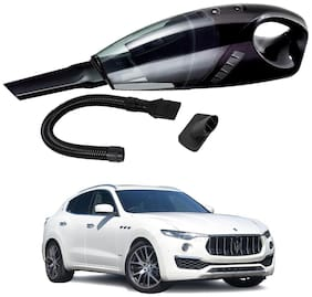 Oshotto 12V 100W Portable Car Vacuum Cleaner for Maserati Levante (Black)