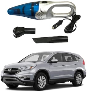 Oshotto 3500PA 12V (OSHO-VC-03) 100W Portable Car Vacuum Cleaner Compatible with Honda CRV (Silver)