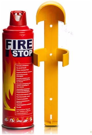 OSHOTTO 500ml Fire Stop Spray Safety for Car;Home;Kitchen;Restaurant;Store Room;Office;Club House;Taxi;Auto;Shop For All Cars