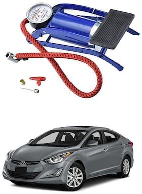 Oshotto Portable High Pressure Foot Air Pump Heavy Compressor Cylinder Compatible with Hyundai Elantra