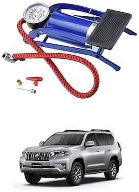 Oshotto Portable High Pressure Foot Air Pump Heavy Compressor Cylinder Compatible with Toyota Land Cruiser Prado