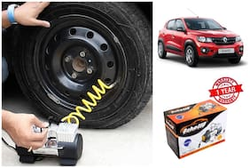 OSHOTTO Heavy Duty with 100W Copper Motor TYRE Inflator for RENAULT KWID