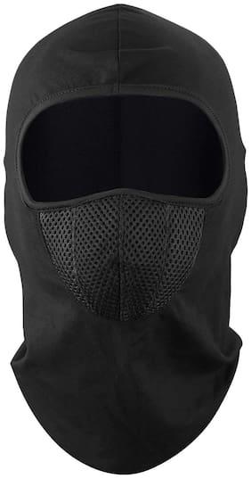 Ossden Black Bike Face Mask for Boys & Girls
