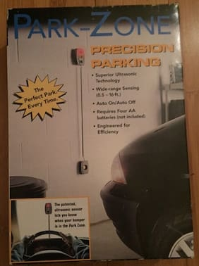 Park-Zone (PZ-1100) Garage Precision Parking Device Sensor **NEW**