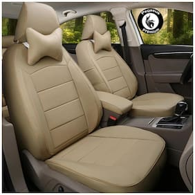 Pegasus Premium PU Leather Car Seat cover For Fiat Punto