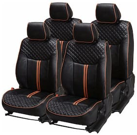 Pegasus Premium PU Leather Car Seat Cover for Maruti WagonR