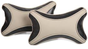 PegasusPremium Universal Car Neck Pillow;Set of 2