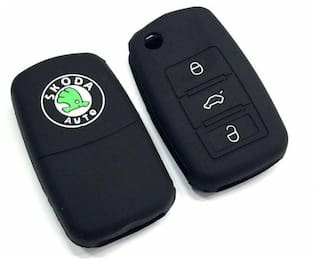Buy Perfect Store Skoda Car Key Cover Online At Low Prices In India