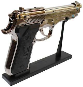 PIA INTERNATIONAL  ABS Body U.S.9mm M9 Pistol Shaped Gun Lighter
