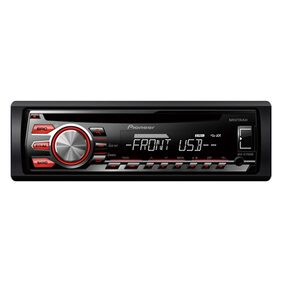 Pioneer DEH-X1790UB Single Din Car Stereo
