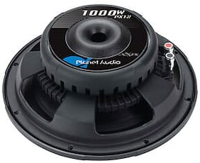 "Planet Audio PX12 12"" Woofer 1000W Max"