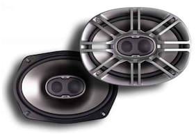Polk Audio DB691 3-Way Car Speaker (300 W) (Pair Of Speaker)