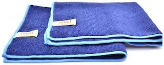 Posh Microfiber Cleaning Cloth 40cm*40cm (All purpose)Pack of 2