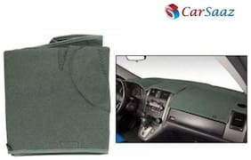Premium Dashboard Cover For MAHINDRA XUV 500  GREY COLOR - By CARSAAZ