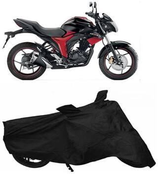 Premium Quality Suzuki Gixxer Bike Cover Black