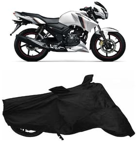 Premium Quality TVS Apache RTR 160 Bike Cover Black