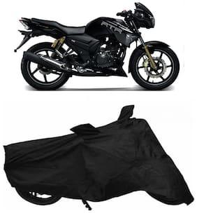 Premium Quality TVS Apache RTR 180 Bike Cover Black
