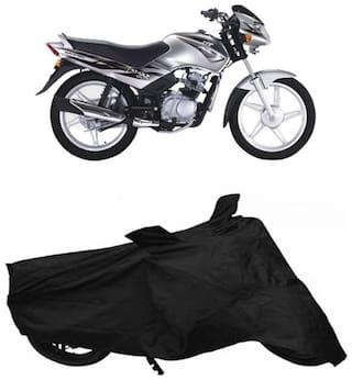 Premium Quality TVS Sport Bike Cover Black