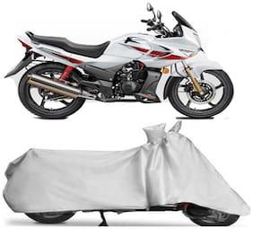Premium Quality Hero Karizma ZMR Bike Cover Silver