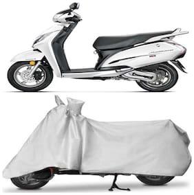 Premium Quality Honda Aviator Scooty Cover Silver