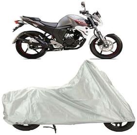 Premium Quality Yamaha FZ16 Bike Cover Silver