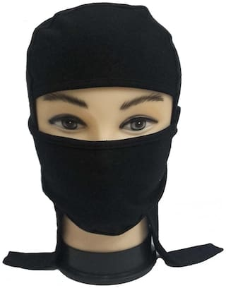 Premium Unisex Complete Face Mask for Protection against Dust, Sun, Pollution and Dirt.