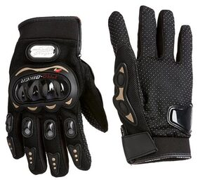 PRO BIKER Gloves for Bike/Motorcycle/Cycle Riding Gloves Biker Gloves (XXL)