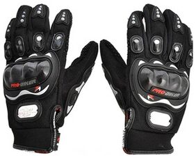 PRO BIKER Gloves for Bike/Motorcycle/Cycle Riding Gloves Biker Gloves