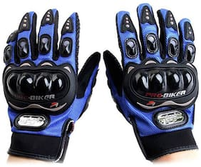 Probiker Bike Riding Gloves With Fingers And Knucle Protection