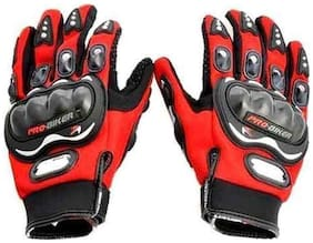 Probiker Glove Full Red