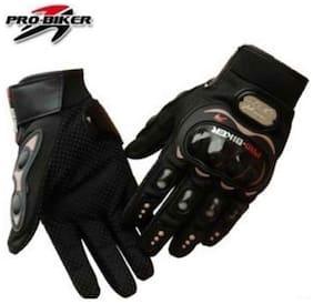 Probiker Motorcycle Gloves (Black)