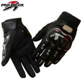 Probiker Motorcycle Gloves Black