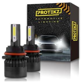 Protekz For 1990-2017 Volkswagen Jetta LED Light Bulbs Kit 9004 9007 9006 H11 H7