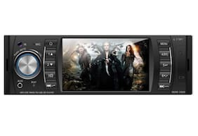 PRUSTY'S Single Din 4.1 inch HD Screen Bluetooth Car FM Radio MP5 Stereo Player