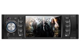 PRUSTY'S Single Din 4.1 inch HD Screen Bluetooth Car FM Radio MP5 Stereo Player