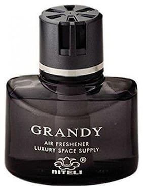 PSSS Air Show 100% Original Grandy Car Air Freshener Black Perfume